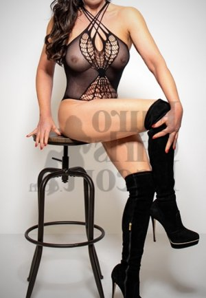 Caitlyn nuru massage in Columbia Heights